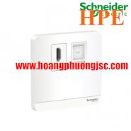 Bộ ổ cắm HDMI và mạng cat5e E8332HDRJS5_WE_G19 Schneider