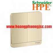 Nút nhấn nhả đôi 4A E8332PRL1_WG_G19 Schneider