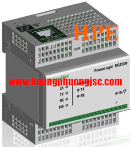 Ethernet Gateway 10/100Mbps UTP Ethernet, web, advanced loggin, 1 RS-485 serial port, 32 slave devices  EGX300SE