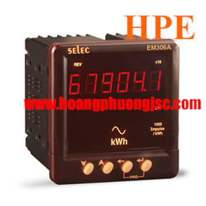 Đồng hồ đo Selec EM306-A