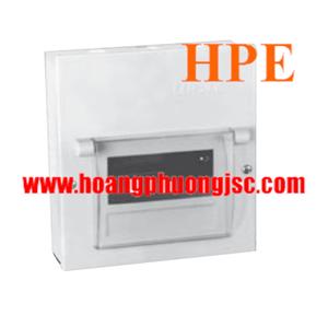 EMC6PL -  Tủ điện âm tường vỏ kim loại 6 Modules Metal Enclosure