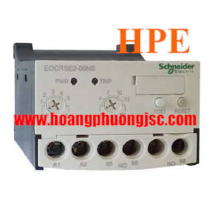 Rơle điện tử Schneider EOCRSE2-60RS , Relay điện tử Schneider EOCRSE2-60RS