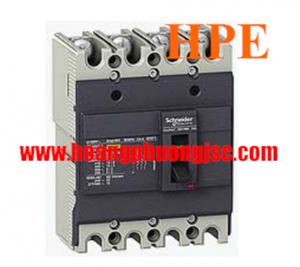 EZC100H4015 - Aptomat MCCB Schneider 4P 15A 30kA 415V Easypact EZC100H