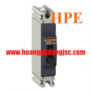 EZC100H1050 - Aptomat MCCB Schneider 1P 50A 25kA 220/240V Easypact EZC100H