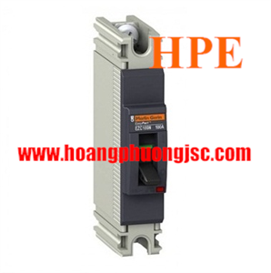 EZC100N1100 - Aptomat MCCB Schneider 1P 100A 18kA 220/240V Easypact EZC100N