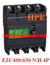 Aptomat 4P 400A 50kA Easypact EZC400H - EZC400H4400N