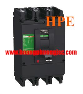 EZC400N3350N - Aptomat 3P 350A 36kA Easypact EZC400N Schneider