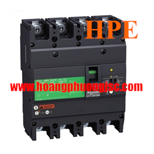 EZCV250N4080 - MCCB chống giật Schneider ELCB EZCV250N 80A 4P 25kA