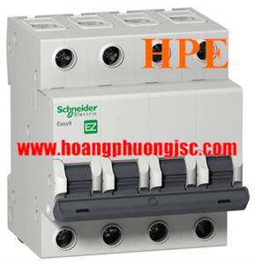 EZ9F34463 - Aptomat Schneider Easy9 4P 63A 4,5kA  400V