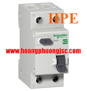 EZ9D34616 - Aptomat chống giật Schneider RCBO 1P+N 16A 30mA AC 4,5kA 230V