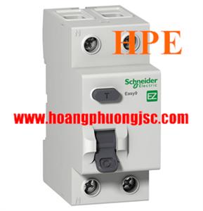 EZ9R36263 - Aptomat chống giật Schneider RCCB 2P 63A 30mA AC 4,5kA 230V