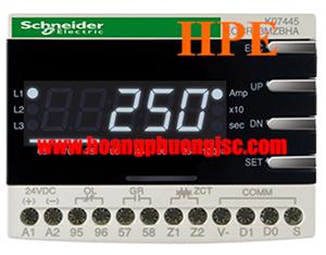Rơle điện tử Schneider iEOCR-3EZ-220A, Relay điện tử Schneider iEOCR-3EZ-220A