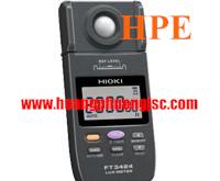 Máy đo ánh sáng Hioki FT3424