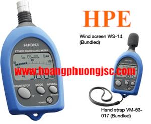Đo tiếng ồn âm thanh Hioki FT3432