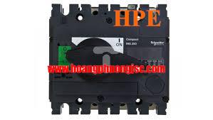 31104 - Interpact INS250-160A Schneider 3P 160A