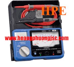 Máy đo điện trở cách điện Analog Hioki IR4016-20