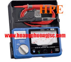 Máy đo điện trở cách điện Analog Hioki IR4017-20