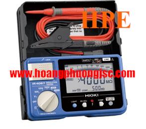 Đo điện trở cách điện Hioki IR4056-20