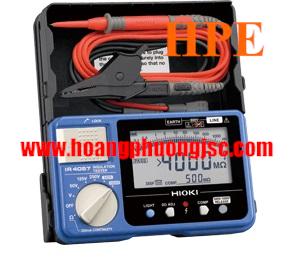 Đo điện trở cách điện Hioki IR4057-20
