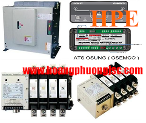 ATS OSUNG 1000A 4P OSS-610-PC ( ON-ON )