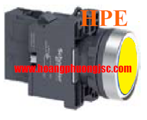 Nút nhấn có đèn báo 24V AC/DC  - XA2EW35B1