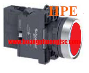 Nút nhấn có đèn báo 24V AC/DC  - XA2EW34B1