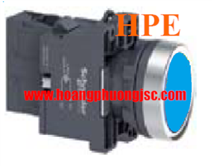 Nút nhấn có đèn báo 220V AC  - XA2EW36M1