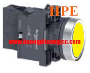 Nút nhấn có đèn báo 220V AC  - XA2EW35M1