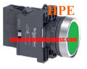 Nút nhấn có đèn báo 380V AC  - XA2EW33Q1