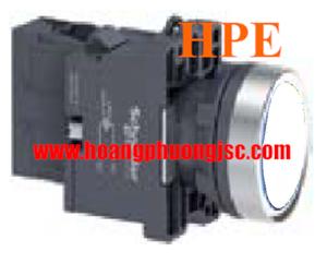 Nút nhấn có đèn báo 380V AC  - XA2EW31Q1