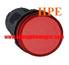Đèn báo điện áp 220V DC - XA2EVMD4LC