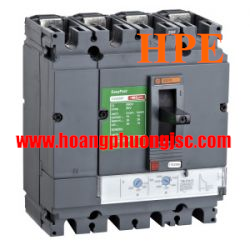 LV516342 - Aptomat Schneider 125A 4P 36kA 415V Easypact CVS