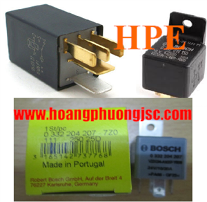 Relay Bosch 0 332 019 150
