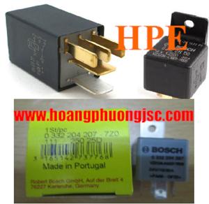 Relay Bosch 0 332 204 202