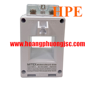 Biến dòng hình chữ nhật Mitex250/5A