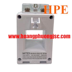Biến dòng hình chữ nhật Mitex1500/5A