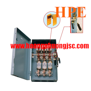 Cầu dao hộp 3 pha 3 cực 500A -  660V Vinakip (CDH 3P 500A)