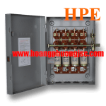 Cầu dao hộp 3 pha 4 cực 630A -  660V Vinakip (CDH 3P4C 630A)