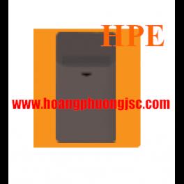Công tắc chìa khóa thẻ 16A cho Serial Zencelo A màu đồng dùng cho khách sạn