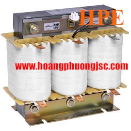 Cuộn kháng Mikro 3P điện áp tụ 10KVAr MX07-400/8.9-440/010