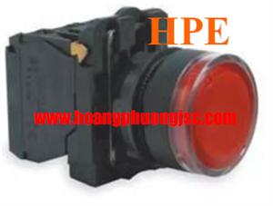 Nút nhấn có đèn LED 220Vac - NO, XB5AW34M2N