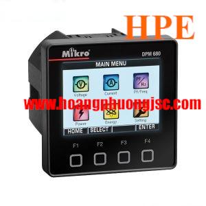 Đồng hồ công suất đa năng DPM680-415AD Mikro