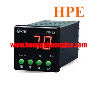 Đồng hồ điều khiển nhiệt độ GIC 151F12B