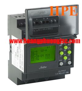Bộ điều khiển tự động đóng ngắt điện theo thời gian GIC T3DDT0