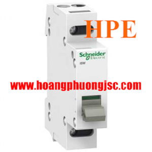 A9S65191 - Cầu dao cách ly Acti9 iSW Switch 1P 100A 250V