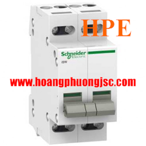A9S60220 - Cầu dao cách ly Acti9 iSW Switch 2P 20A 250V