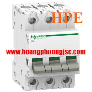 A9S65363 - Cầu dao cách ly Acti9 iSW Switch 3P 63A 415V