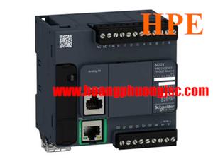 Bộ điều khiển lập trình M241 -60I/O 24VDC TM241CE60T Schneider