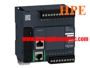 Bộ điều khiển lập trình M241 -60I/O 24VDC TM241C60U Schneider