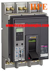 Aptomat Compact NS100N Schneider 3P 1000A 50kA Micrologic 5.0A - NS100N3M5